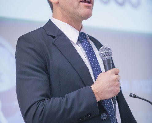 """ד""""ר אחיקם בן ארצי בכנס השקת מדד השקיפות באתרי התאגידים, מדד ה-TRAC 2017"""