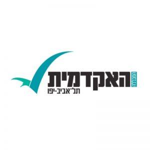 לוגו המכללה האקדמית תל אביב יפו