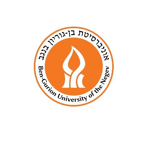 לוגו אוניברסיטת בן גוריון