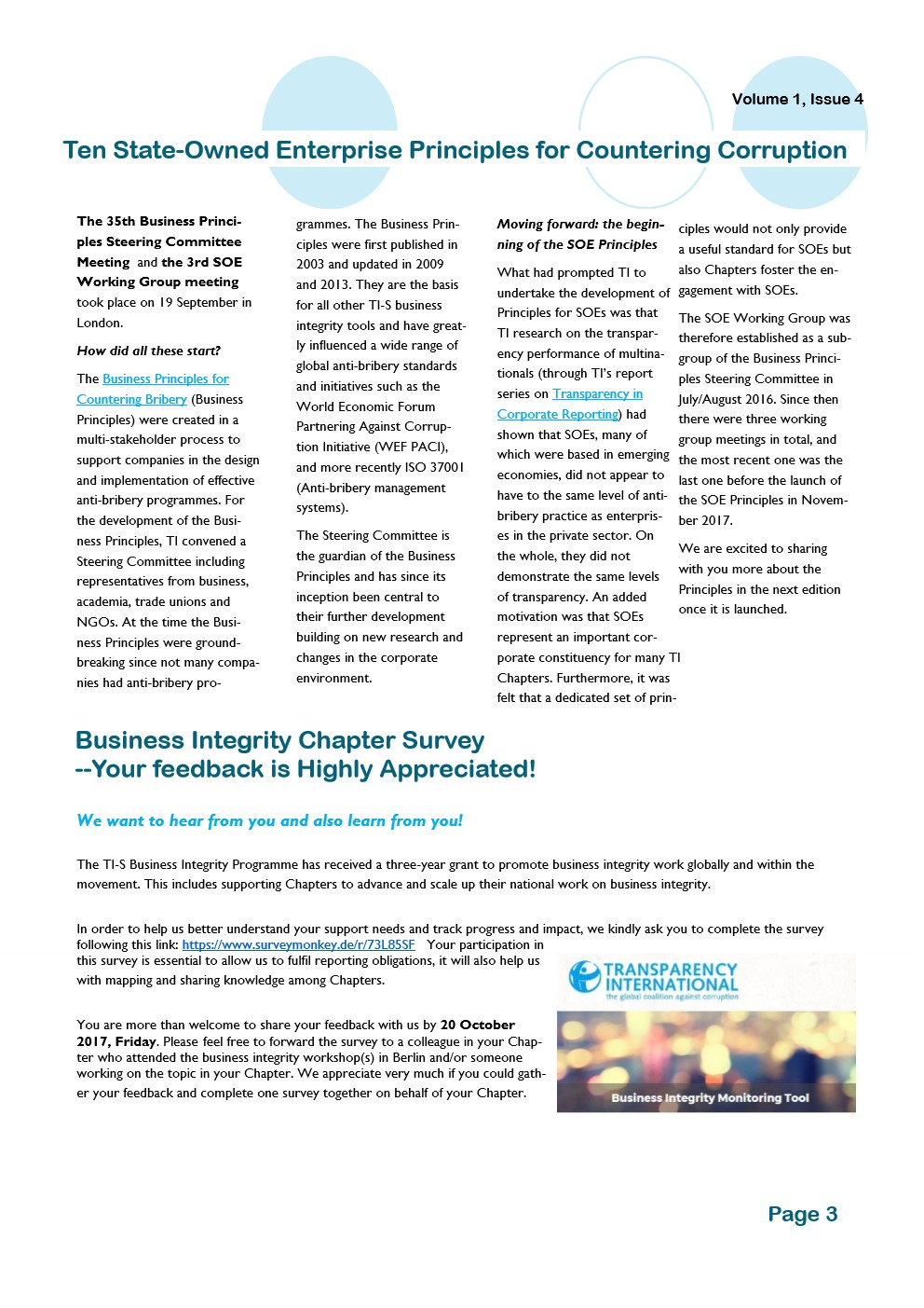 ניוזלטר עסקי לחודש אוקטובר 2017 - עמוד 3