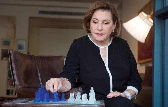 נילי ארד, יושבת ראש העמותה